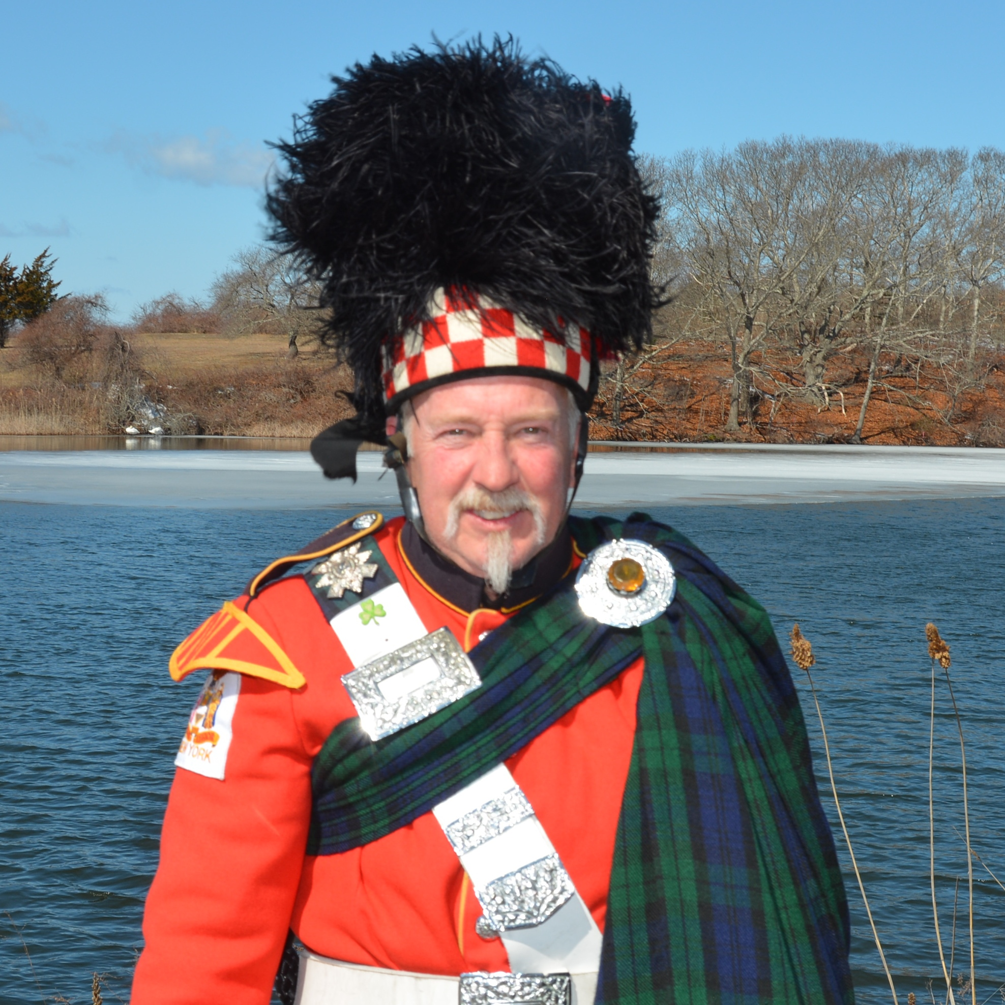 Pat Patterson : Leadership Role - Drum Corporal