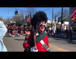 Huntington St. Patrick's Parade – 2018